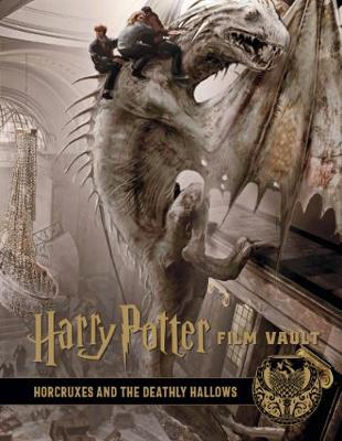 Harry Potter: The Film Vault - Volume 3: The Sorcerer's Stone, Horcruxes & The Deathly Hallows - Titan Books