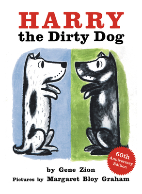 Harry the Dirty Dog Board Book - Zion, Gene