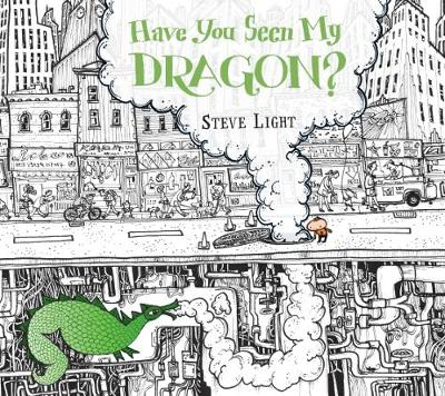 Have You Seen My Dragon? -