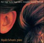Haydée Schvartz, piano
