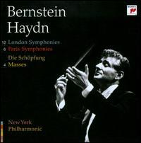 Haydn: 12 London Symphonies; 6 Paris Symphonies; Die Schöpfung; 4 Masses - Alan Titus (baritone); Alexander Young (tenor); Bernard Altmann (cello); Bruce Prince-Joseph (harpsichord);...