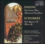 Haydn and Schubert: Masses - Ian Hare (organ); Linda Kitchen (soprano); Lynton Atkinson (tenor); Mark Glanville (bass);...