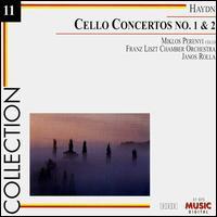 Haydn: Cello Concertos 1 & 2 - Miklós Perényi  (cello); Franz Liszt Chamber Orchestra, Budapest