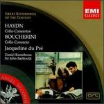 Haydn: Cello Concertos; Boccherini: Cello Concerto