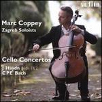 Haydn: Cello Concertos Nos. 1 & 2; C.P.E. Bach: Cello Concerto