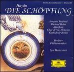 Haydn: Die Schöpfung (Parte II (conclusione) - Parte III)