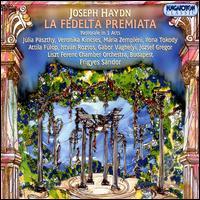 Haydn: La Fedeltà Premiata - Attila Fulop (tenor); Gabor Vaghelyi (baritone); Ilona Tokody (soprano); Istvan Rozsos (tenor); József Gregor (bass);...