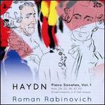 Haydn: Piano Sonatas, Vol. 1 - Nos. 29, 32, 26, 47, 52; Divertimento in E flat major