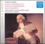 Haydn: Sinfonia concertante; Piano Concerto No. 11; Flute Concerto