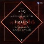 Haydn: Streichquartette Op. 76, Op. 33, Op. 77 Nr. 1 & 2
