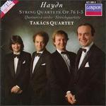 Haydn: String Quartets, Op.76 1-3