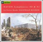 Haydn: Symphonies 90 & 91