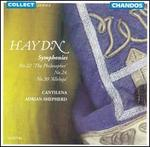 Haydn: Symphonies No. 22 'The Philosopher'; No. 24; No. 30 'Alleluja'