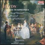 Haydn: Symphonies Nos. 43, 44, 49