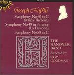Haydn: Symphonies Nos. 48, 49, 50