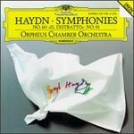 "Haydn: Symphonies Nos. 60 ""Il Distratto"" & 91"