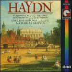 "Haydn: Symphonies Nos. 92 ""Oxford"" & 104 ""London"""