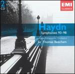 Haydn: Symphonies Nos. 93-98 - Royal Philharmonic Orchestra; Thomas Beecham (conductor)