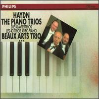 Haydn: The Piano Trios - Beaux Arts Trio; Bernard Greenhouse (cello); Isidore Cohen (violin); Menahem Pressler (piano)