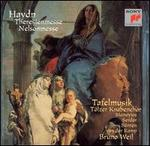 Haydn: Theresienmesse; Nelsonmesse