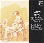 Haydn: Trios pour Pianoforte, Violon et Violoncelle, Vol. 5