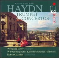 Haydn: Trumpet Concertos - Marc Engelhardt (bassoon); Wolfgang Bauer (trumpet); Wolfgang Bauer (candenza); Württemberg Chamber Orchestra;...