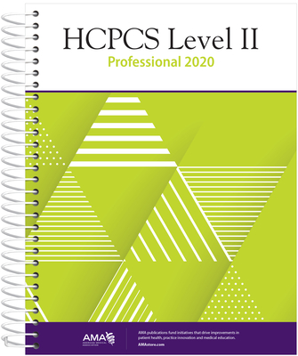 HCPCS 2020 Level II Professional Edition - American Medical Association