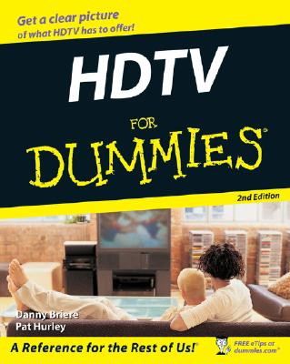 HDTV for Dummies - Briere, Danny, and Hurley, Pat