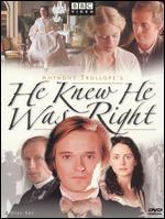 He Knew He Was Right [2 Discs]