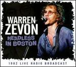 Headless in Boston: 1982 Live Radio Broadcast