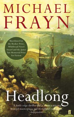 Headlong - Frayn, Michael