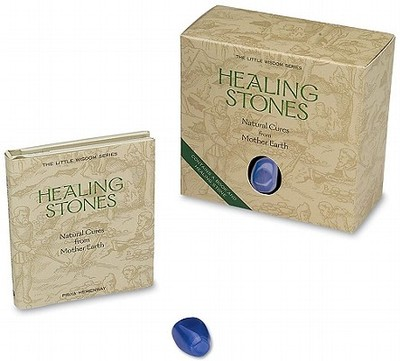 Healing Stones: Natural Cures from Mother Earth - Book Laboratory Inc, and Hemenway, Priya