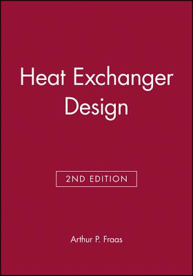 Heat exchanger design by arthur p.fraas