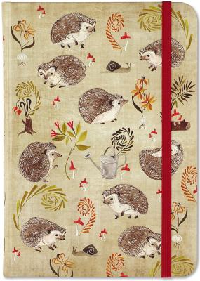 Hedgehogs Journal (Diary, Notebook) - Peter Pauper Press, Inc (Creator)