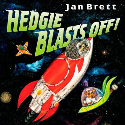 Hedgie Blasts Off! -