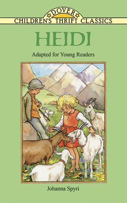 Heidi: Adapted for Young Readers - Spyri, Johanna