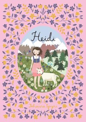 Heidi (Barnes & Noble Children's Leatherbound Classics) - Spyri, Johanna, and Smith, Jessie Willcox (Illustrator)