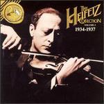 Heifetz Collection, Vol. 3 (1934-19370