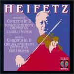 Heifetz Plays Beethoven & Brahms