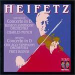 Heifetz Plays Beethoven & Brahms