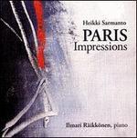 Heikki Sarmanto: Paris Impressions