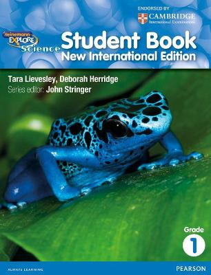 Heinemann Explore Science 2nd International Edition Student's Book 1 - Stringer, John, and Herridge, Deborah
