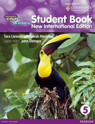 Heinemann Explore Science 2nd International Edition Student's Book 5 - Stringer, John, and Herridge, Deborah