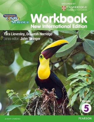 Heinemann Explore Science 2nd International Edition Workbook 5 - Stringer, John, and Herridge, Deborah