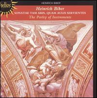 Heinrich Biber: Sonatae Tam Aris, Quam Aulis Servientes - Parley of Instruments
