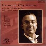 Heinrich Christensen Plays the C. B. Fisk Organ
