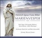 Heinrich Ignaz Franz Biber: Marienvesper