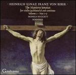 Heinrich Ignaz Franz von Biber: The Mystery Sonatas, Vol. 1, Nos. 1-9