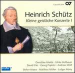 Heinrich Sch�tz: Complete Recording, Vol. 7: Kleine geistliche Konzerte 1