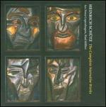 Heinrich Sch?tz: The Complete Narrative Works